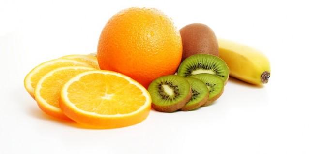 5 Portionen Obst & Gemüse